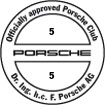 Officially approved Porsche Club 5